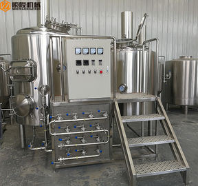 Micro Brew Brewing Equipment